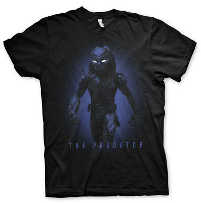 Officially Licensed Predator Shadow Men's T-Shirt S-XXL Sizes