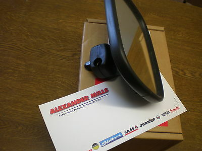"Tractor Mirror Head 7""x5"" Deluxe Case IH Massey John Deere Ford New Holland"