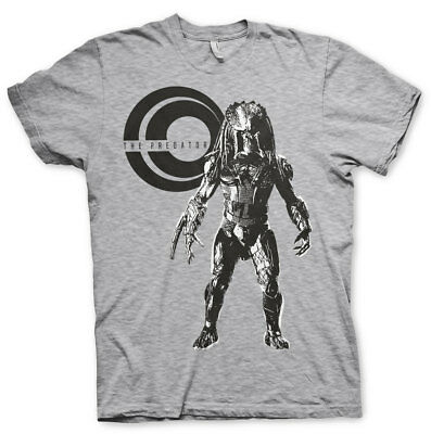 Officially Licensed Predator Standing Men's T-Shirt S-XXL Sizes