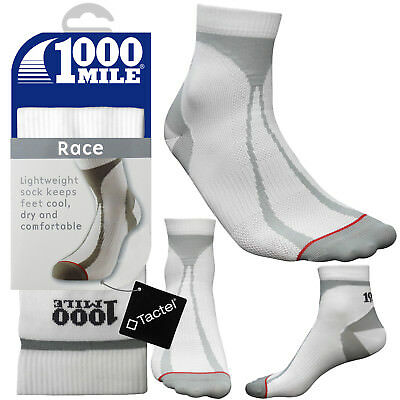 1000 Mile Damen Achillessehnen Weak Sprunggelenkbandagen Socken UK3-5.5 6 Paar