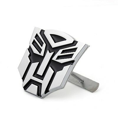3D Transformer Car 20TH Anniversary Front Grille Grill Badge Emblem Decals CR A2