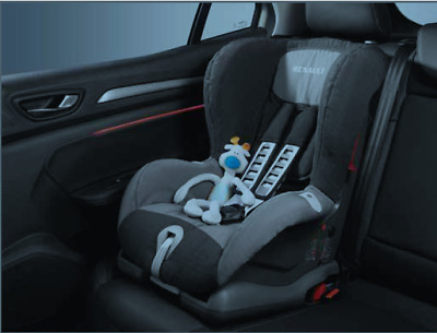 Renault Isofix Child Seat Duoplus New Genuine 9 Months To 4 Years