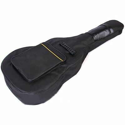 Full Size Padded Protective Classical Acoustic Guitar Back Bag Carry Case ...