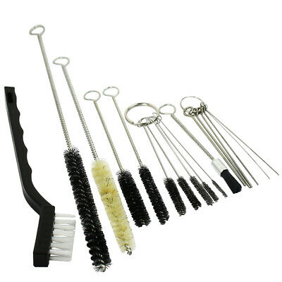 17pcs Maintenance Kit Cleaning Brush Kit Tool Set  Spray Gun Cleaning Tool