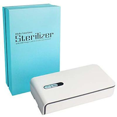 Smart Charging Stations Phone UV Sanitizer Portable Light Cell Sterilizer With