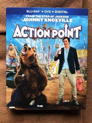 Action Point DVD + Blu-ray BRAND NEW