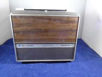Vintage Bell & Howell Compatible Filmosound 458A Movie Projector ~ Parts/Repair