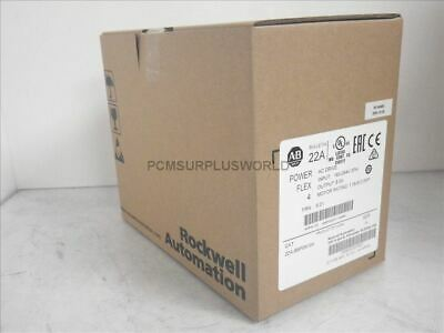 22A-B8P0N104 22AB8P0N104 Allen Bradley PowerFlex 4 AC Drive (New In Box 2018)