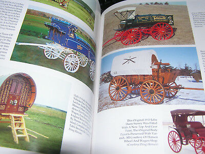 Wagons Buggys Makers Field Guide Historical