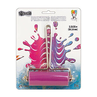 Ranger Gel Printing Brayer - Medium JET60000
