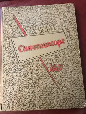 Austin College Yearbook 1960, Chromoscope