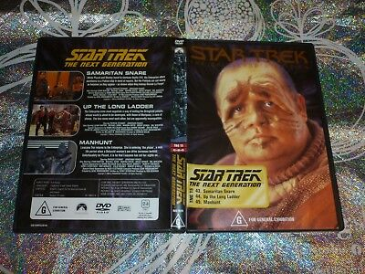 Star Trek The Next Generation (Collectors Edition) Tng 15 (Dvd, G) (132764 A)