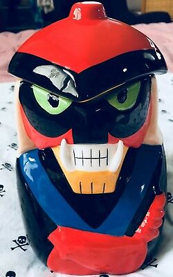 Brak Cookie Jar Adult Swim ATHF Rick and Morty Space Ghost Venture Bros Futurama