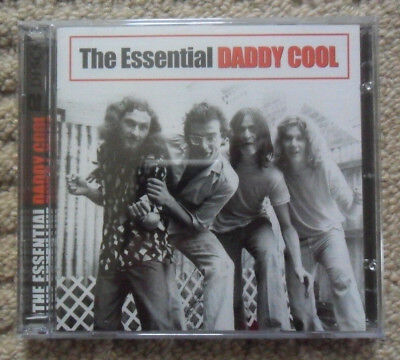 Daddy Cool - The Essential Daddy Cool (Greatest Hits) - 2CD ALBUM [NEW & SEALED]