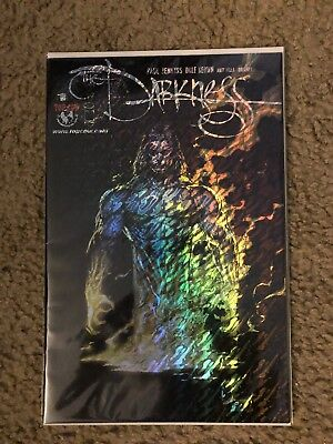 The Darkness (Image, 2002 series) #1 Holofoil Variant Near Mint