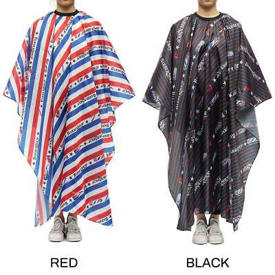 Haircut Hairdressing Gown Apron Barber Cloth Waterproof Hair Cape Salon  Apron