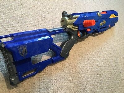 Nerf Longstrike CS-6 Sniper Rifle