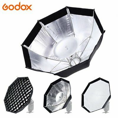 Godox AD-S7 Multi-functional octagonal Grid Softbox for WITSTRO Flash AD180AD360