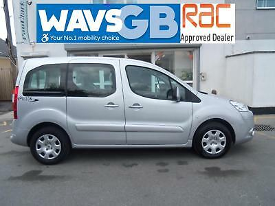 Peugeot Partner 1.6HDi Tepee S Mobility Wheelchair Access Vehicle Disabled WAV
