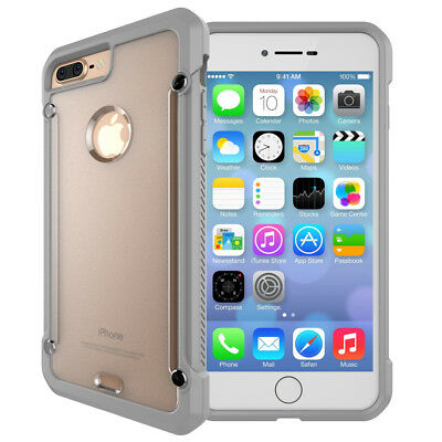 ... Softcase Water Glitter. Source · Slim Flexible Rubber Back Cover TPU Bumper Case For iPhone7 Plus