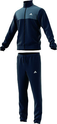 ADIDAS SPORTANZUG TRAININGSANZUG Tracksuit Basic 3S Woven