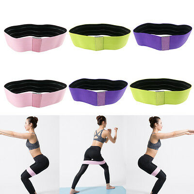 Resistance Hip Bands Circle Exercise Glute Bands Fitness for Booty Thighs Legs