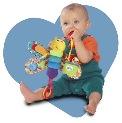 Lamaze Freddie the Firefly Play and Grow Baby/Child Acitivy Soft Toy BRAND AU