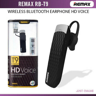 REMAX RB T9 HD Voice Bluetooth 4.1 Wireless Headset