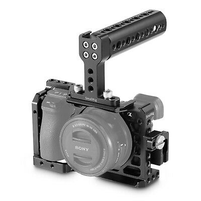 SmallRig Sony A6500 / A6300 Cage Accessory Kit mit Oberer Griff 1968