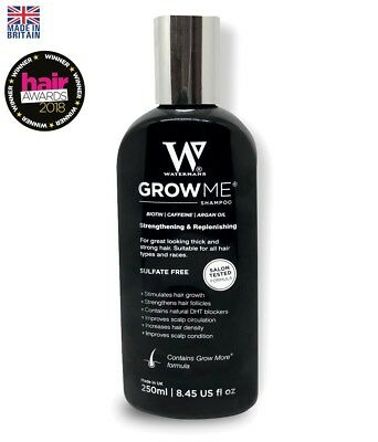 Caffeine Shampoo -  UK Engineered - Biotin, Caffeine , Argan Oil - NO Minoxidil