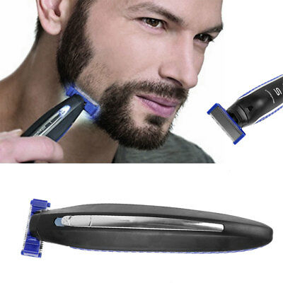 Man's MicroTouch Micro Touch SOLO Rechargeable Shaver and Trimmer New 2018