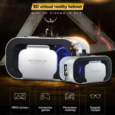 VR Headset VR Virtual Reality Glasses 3D for for 4.7-6.0 inch mobile phone 2018