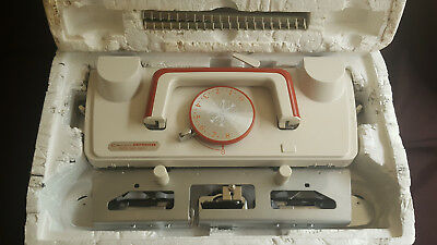 Knitmaster / Silver  Standard Gauge Lace Carriage 260 / 360 Sk Knitting Machine