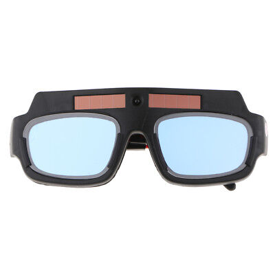 Welding Cutting Welder Safety Goggles Black Eye Protection Solder Glasses
