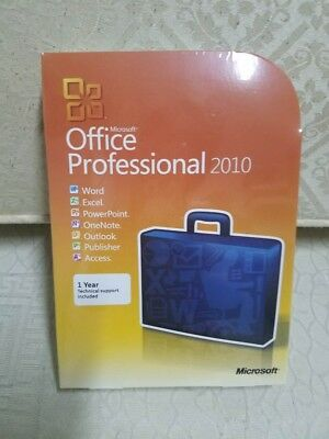 Free shipping Brand New Microsoft Office Professional 2010  Retail FULL VERSION
