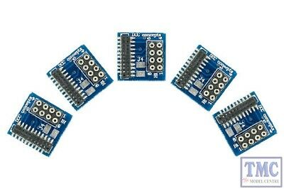 DCC-218.6-3 DCC Concepts 6 Function 21 to 8 Pin Adapter (3)