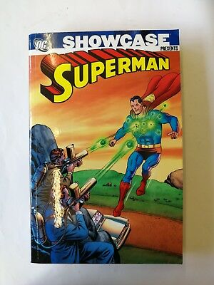 Showcase Presents Superman Vol 3 DC Comics