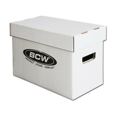 1 BCW Short Comic Book Storage Box