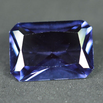 6.95ct.AWESOME RUSSIAN COLOR CHANGE ALEXANDRITE OCT GEMSTONE