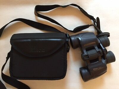 Nikon - Action Naturalist IV- 7 X 35 9.3 ° Binoculars with Nikon Carrying Case