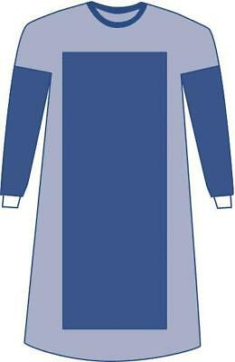 Sterile Poly-Reinforced Aurora Gowns with Set-In Sleeves