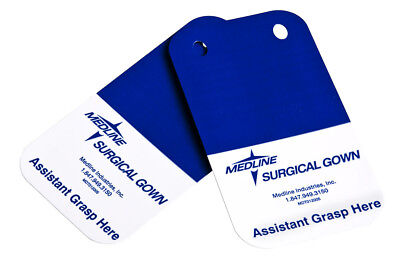 Surgical Gown Sterilization Pass Cards, Not Applicable 500 EA