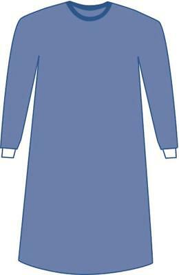 Medline Prevention Plus Impervious Surgical Gowns-Large (PK of 24)-DYNJP2306P