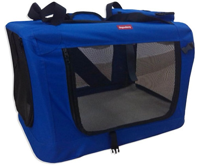 Pet Portable Soft Side Foldable Indoor Outdoor Crate & Kennel