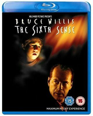 The Sixth Sense (1999) Blu-Ray BRAND NEW Free Shipping - USA Compatible