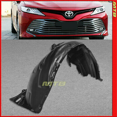Fender Liner For 2012-2014 Toyota Camry LE XLE L Hybrid Front Right