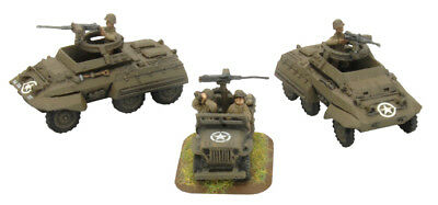 Flames of War: Tank Destroyer Security Section