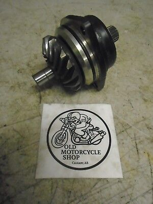 1983 Honda Shadow Vt500C Middle Cross Shaft Gear