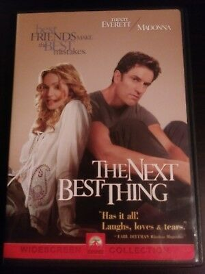 The Next Best Thing (DVD, 2000)