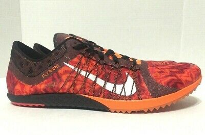 premium selection 9b832 6b4e2 Nike Zoom Victory 3 XC Cross Country Spikes Red 654693-818 Mens Size 13